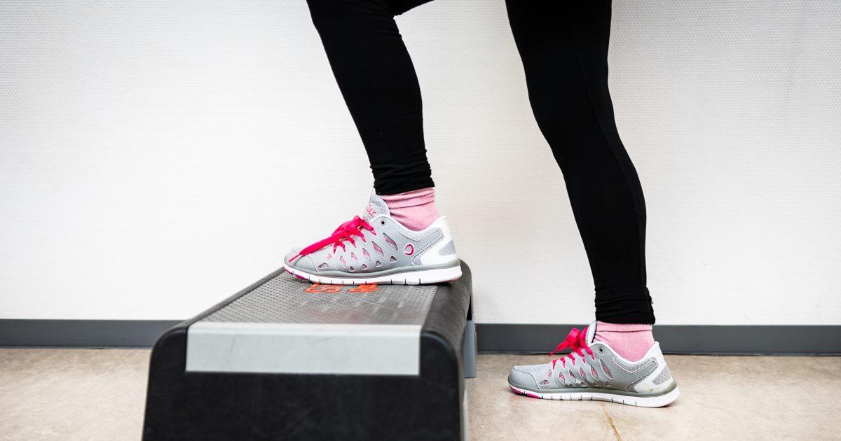 Glaid – træning for slidgigt i knæ og hofte