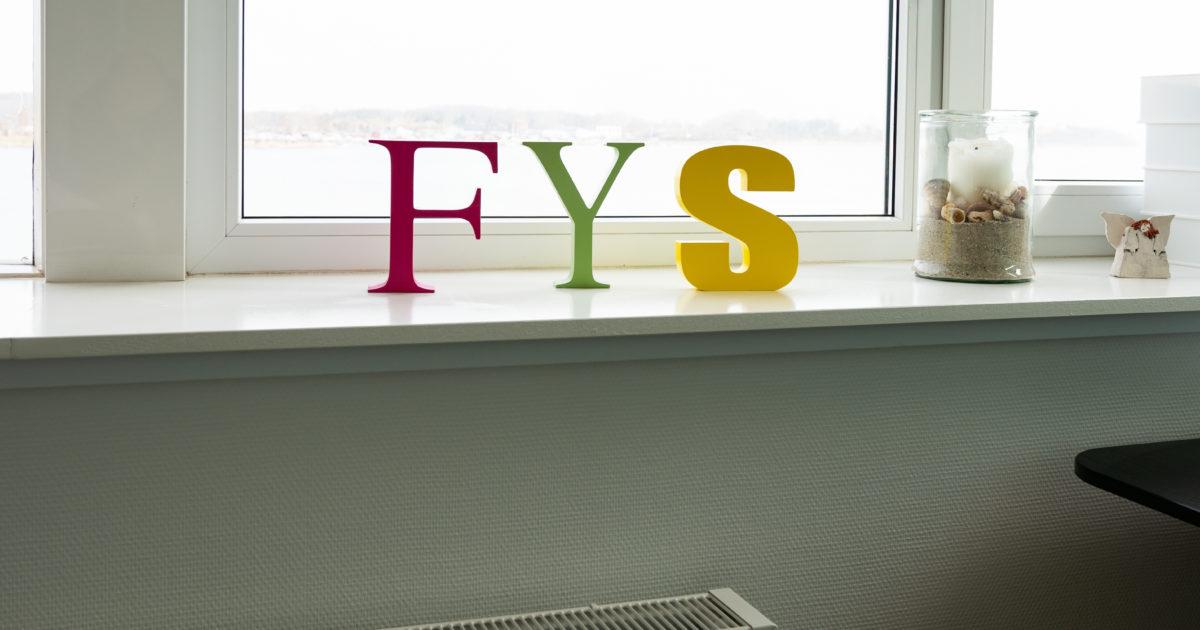 Ny medarbejder i FysHuset